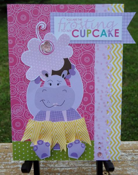 Cupcaked Hippo