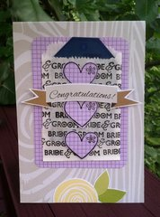 Bride and Groom Giftcard