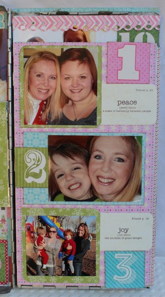 December Daily Cheer 1st to 3rd Page