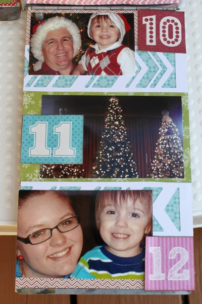 December Daily Cheer 10th to 12th Page