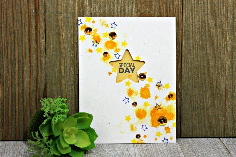 *Jillibean Soup* Special Day Card