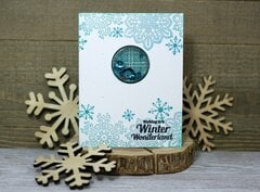 *Jillibean Soup* Winter Wonderland Card