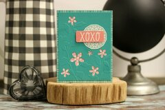 *Hampton Art* XOXO Card