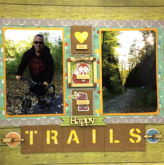 Happy Trails Layout