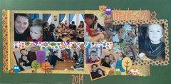 Family Thanksgiving 2014