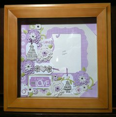 I Wish You Love Shadowbox