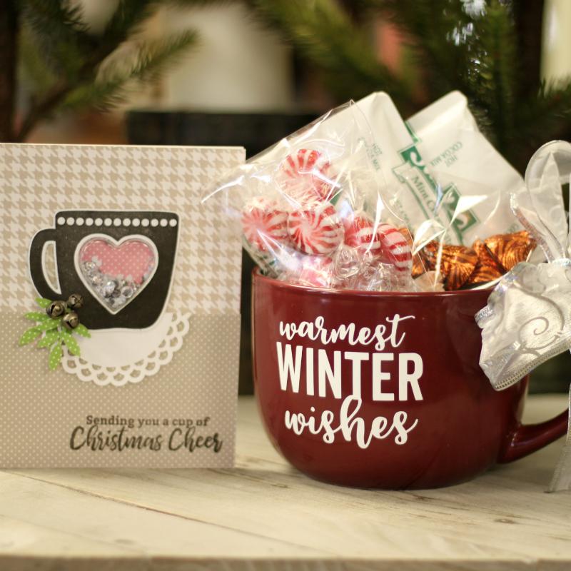 *Jillibean Soup* Warmest Winter Wishes Christmas Neighbor Gift