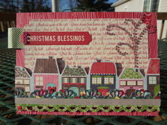 Blessings from Home Christmas Card