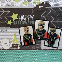 Pirate Halloween 2014