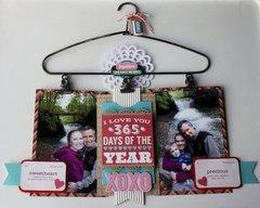 Precious Family Hanger