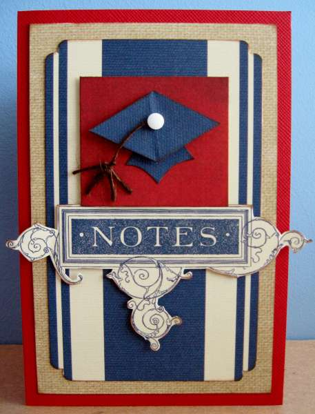 Grad Notes Card