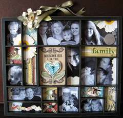 Websters Family Printers Tray