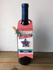 Shaker Wine Tag