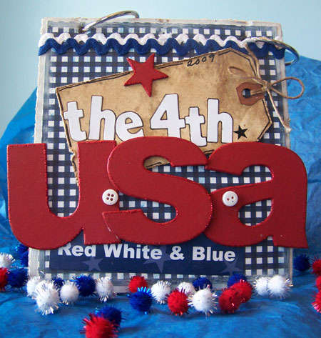 the 4th. *Rusty Pickle*