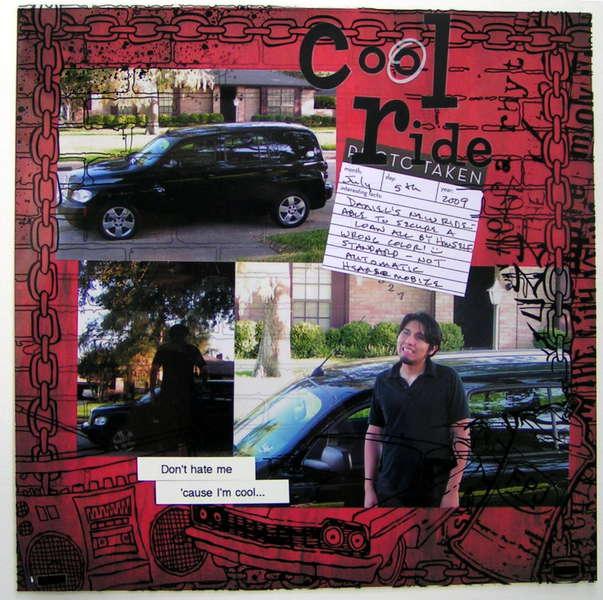 Cool Ride