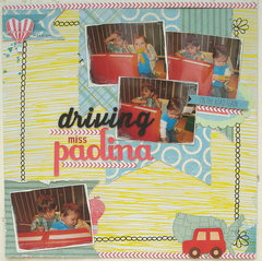 Driving Miss Paolina