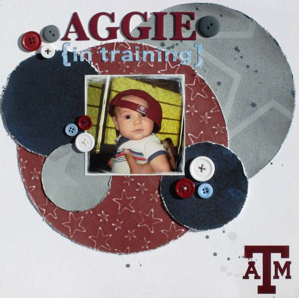 Aggie in Training