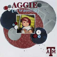 Aggie in Training
