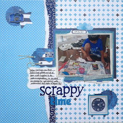 Scrappy Time