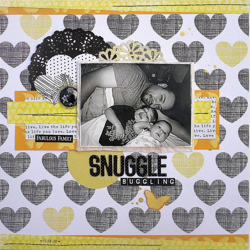 Snuggle Buggling