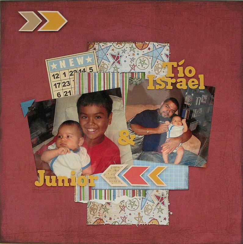 Tio Israel & Junior