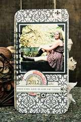 Senior mini book