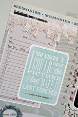 Summer Stories Mini File Folder album *Teresa Collins*