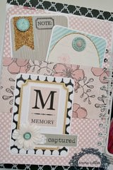 Summer Stories Mini File Folder album *Teresa Collins*