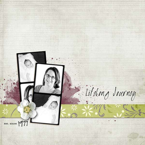 My Life Story ~ Cover