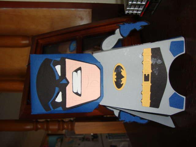 3 d batman