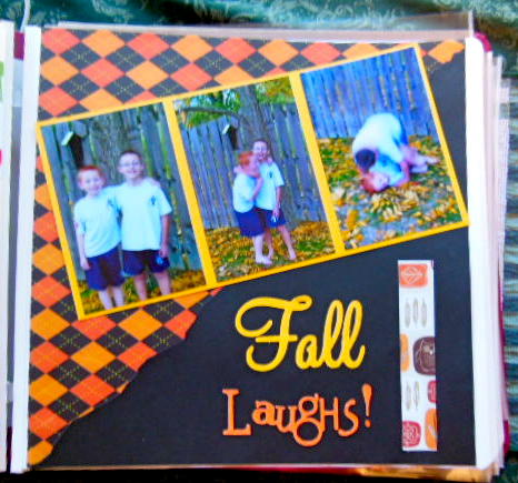 fall laughs
