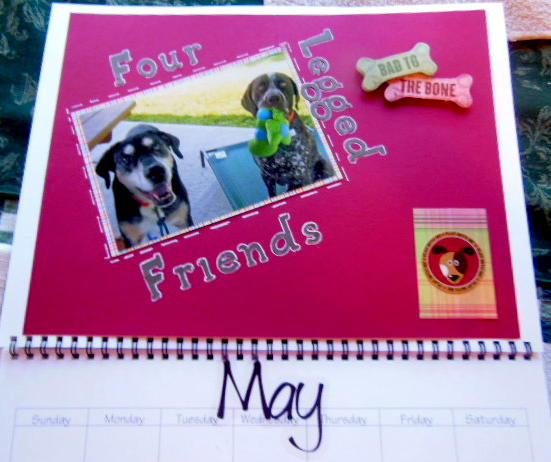 May- four legged friends