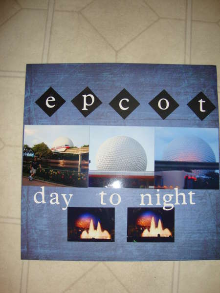 epcot day to night