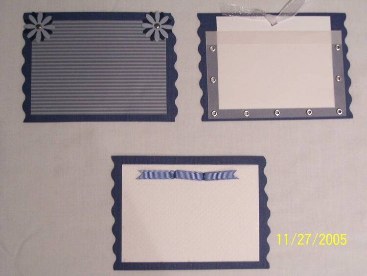 Elegant Wedding Swap - Journal Boxes