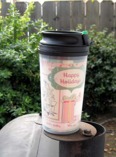 Jolly By Golly Travel Mug