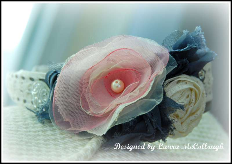 Websters Pages Headband ~ Laura McCollough