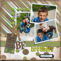 BF - brothers forever