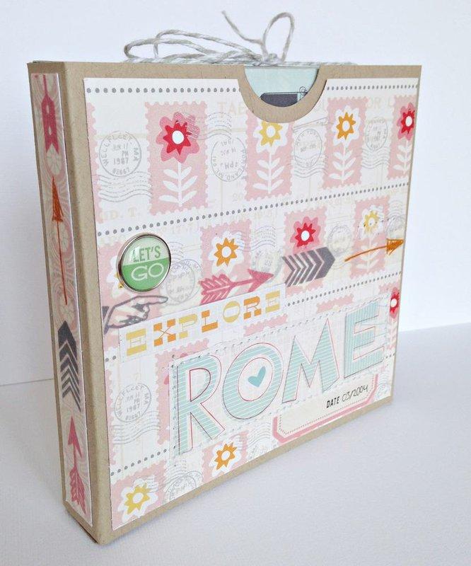 Rome mini album