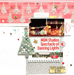 MGM Studios Spectacle of Dancing Lights
