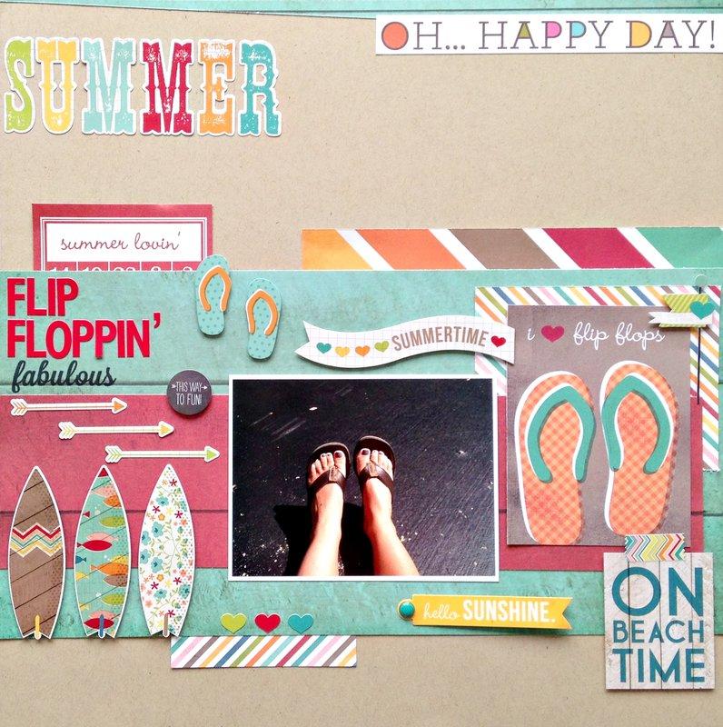 Flip floppin' fabulous