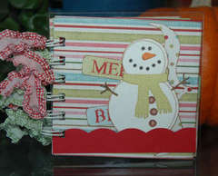 Holiday Gift Card Holder album