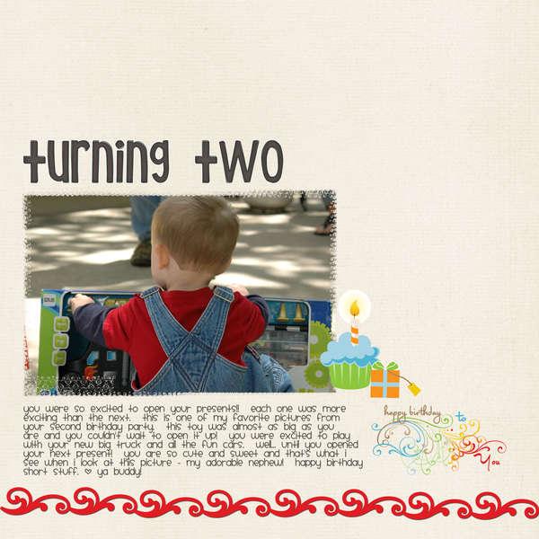 turning two