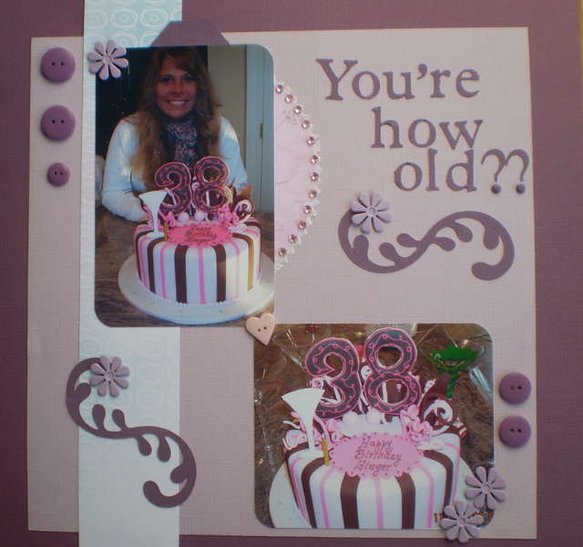 Your how old??