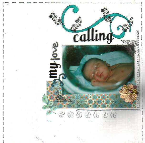 My Love calling