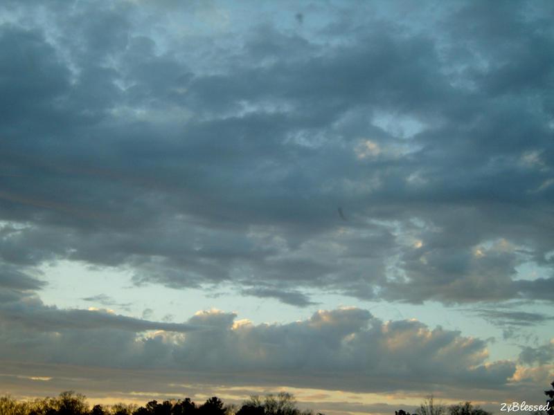 March 2013 POD #3 & Mini #8 Clouds