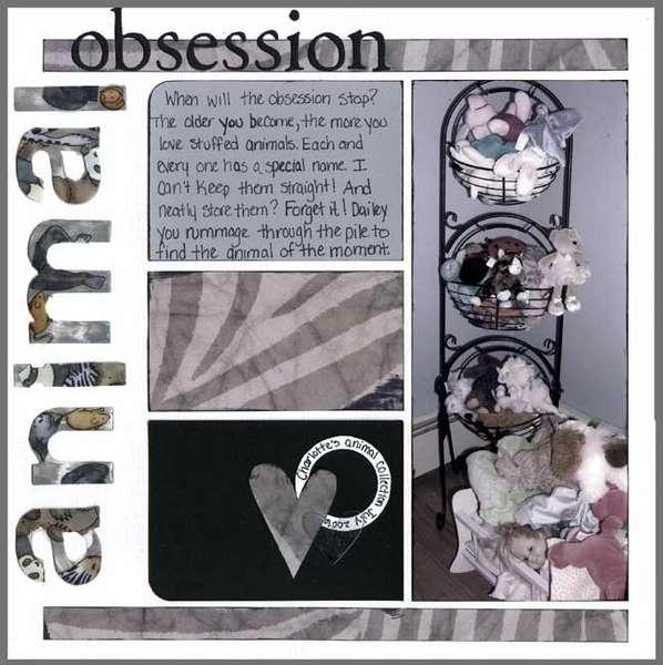 Animal Obsession-SJ August Spotlight-Tumblebeasts