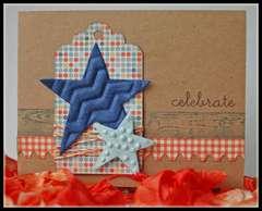 Masculine Celebrate Card