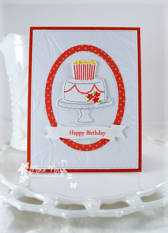 Happy Birthday ***Umbrella Crafts Nesting Dies