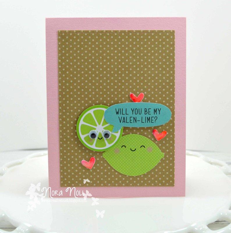 Doodlebug Valentine