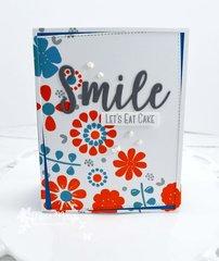 Smile Let's Eat Cake